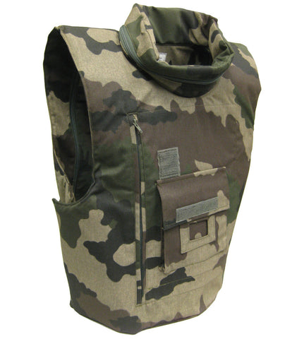 French Camo Flak Jacket