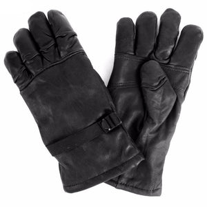 US Cold Weather Leather Gloves