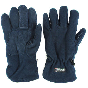 Suede Palm Thinsulate Gloves