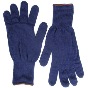 Thermal Polyprop Gloves - Blue