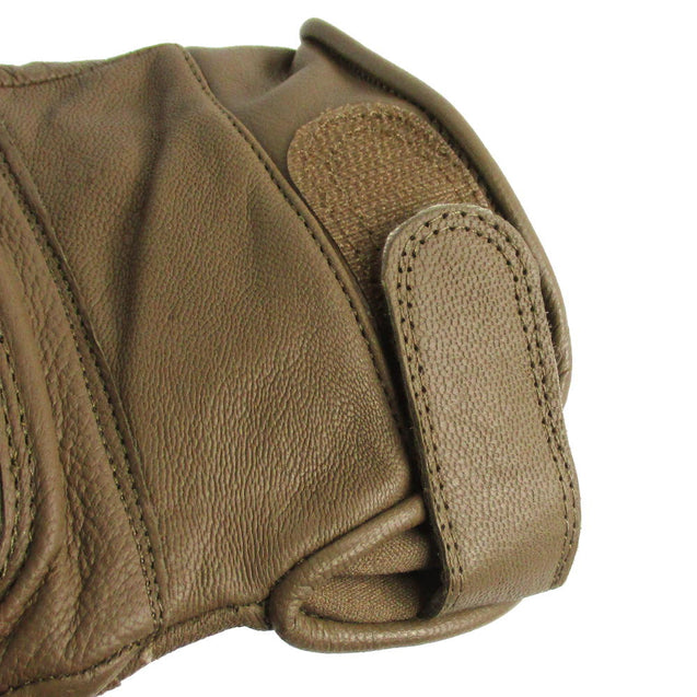 Coyote Leather Tactical Gloves