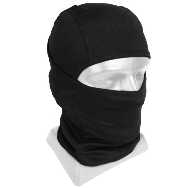 Black Tactical Balaclava