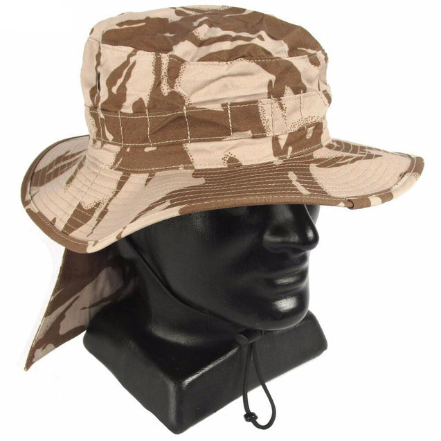 British Desert Boonie Hat - New