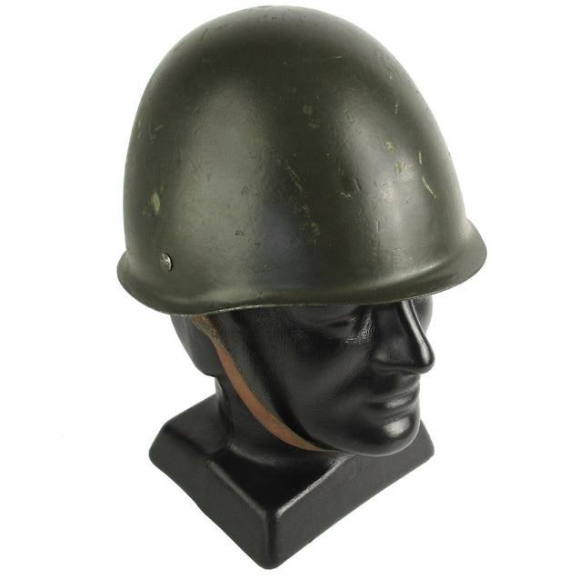 Polish Army Steel Helmet