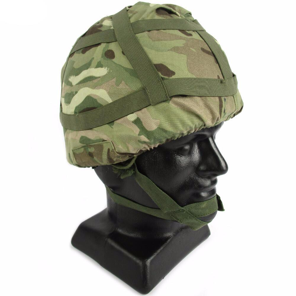 British Army MTP Helmet Cover