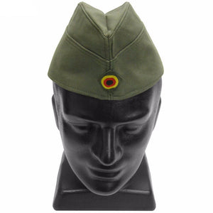German Moleskin Garrison Cap - New