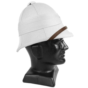 British White Replica Pith Helmet