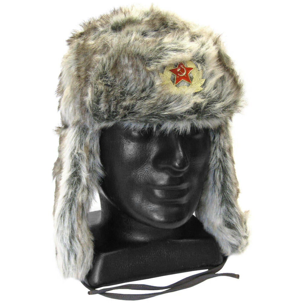 bf49844ccceb8 Russian Shapka Winter Hat