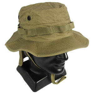 79956e66004 Coyote Boonie Hat with Neck Flap