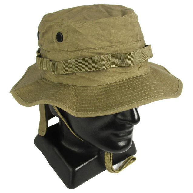 Coyote Boonie Hat with Neck Flap