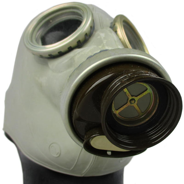 Russian Gas Mask Unissued - No Filter