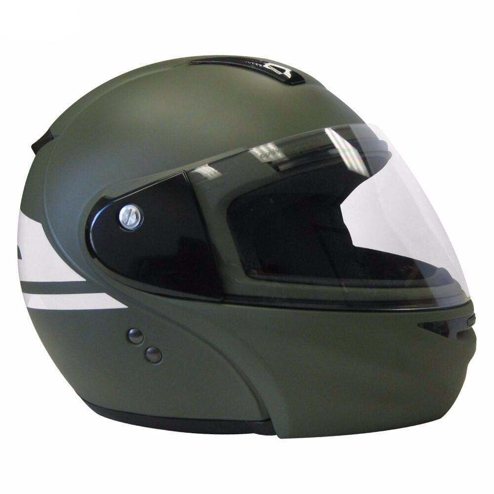 French Army Motorbike Helmet