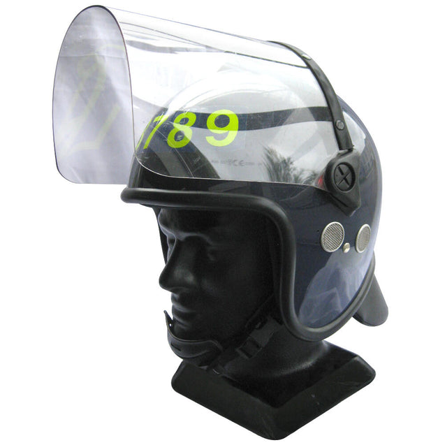 British Anti Riot Helmet