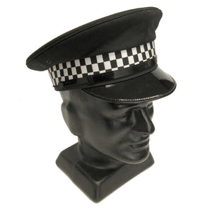 Mens British Police Cap