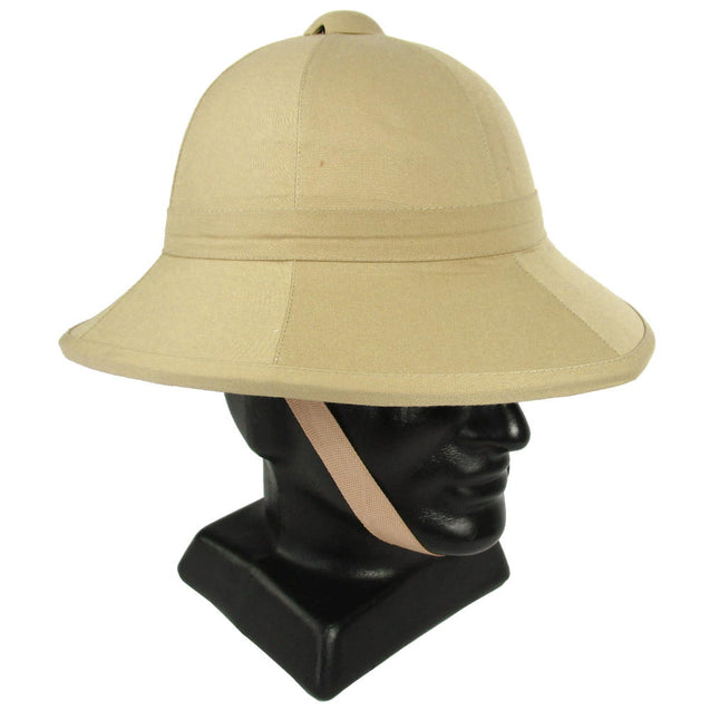 British Wolseley Pith Hat - Khaki