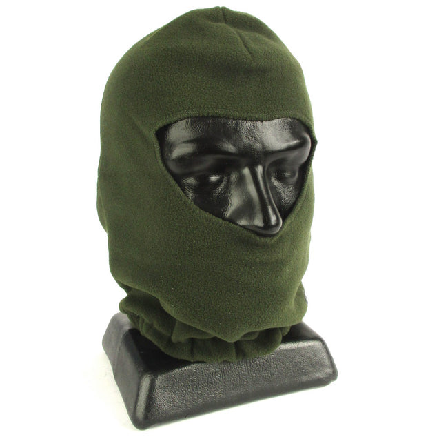 Olive Drab Fleece Balaclava