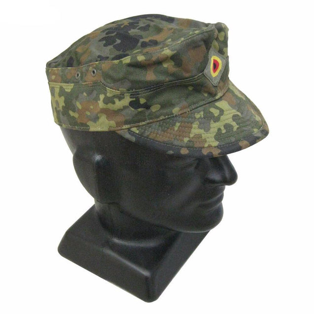 German Flecktarn Field Cap
