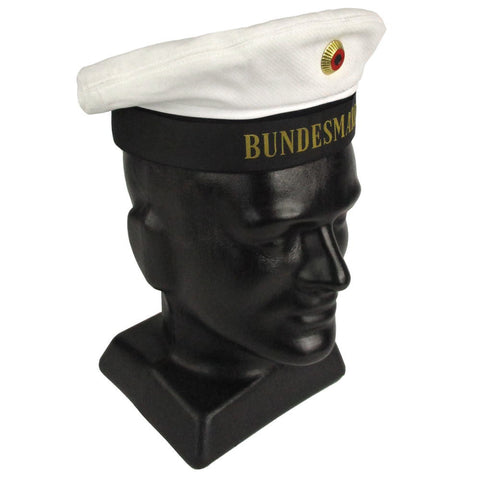 German Bundesmarine Sailor Hat