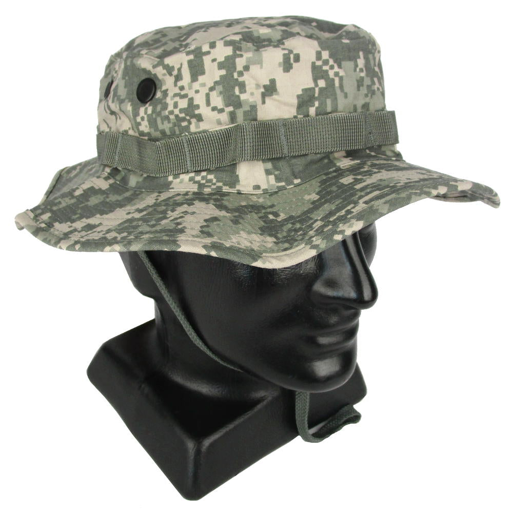 37a77581875 ACU Camouflage Boonie Hat