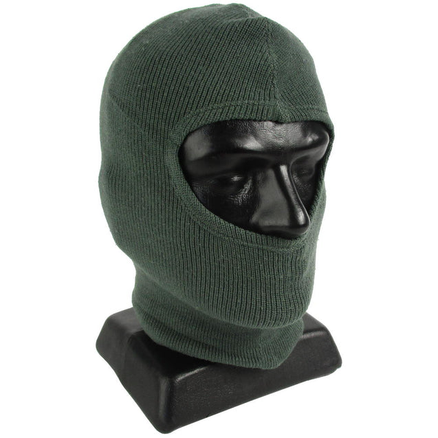 Swiss Army Wool Balaclava