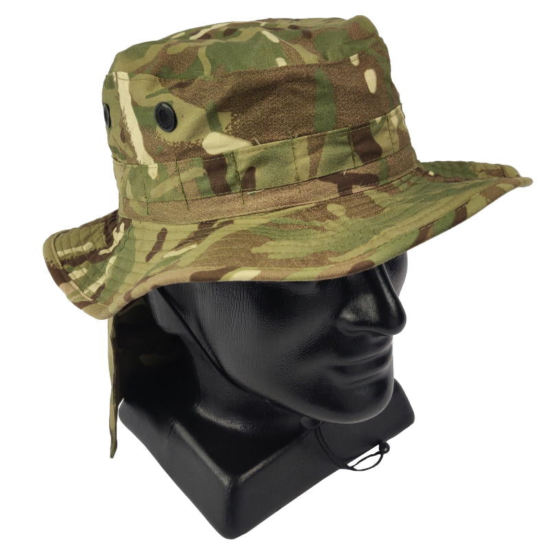 MTP CAMO BRITISH ARMY SIZE SMALL BRAND NEW COLD WEATHER CAP