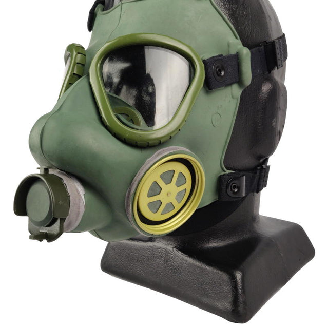 Serbian Army M1 Gas Mask - No Filter