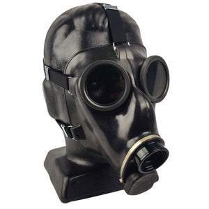 Swiss Army SM-67 Gas Mask - No Filter