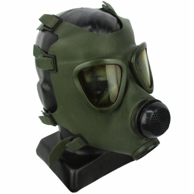 Romanian Army M74 Gas Mask