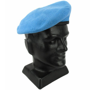 German Army UN Blue Beret