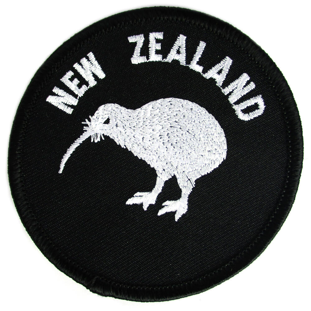New Zealand Kiwi Patch  86402e8e624e