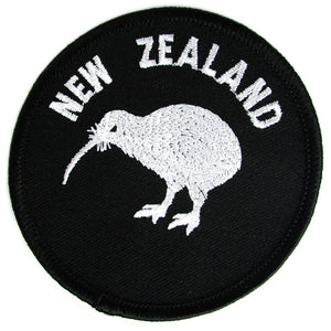 New Zealand Kiwi Patch