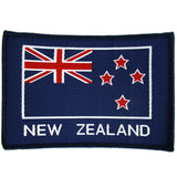 New Zealand Flag Sew-on Patch