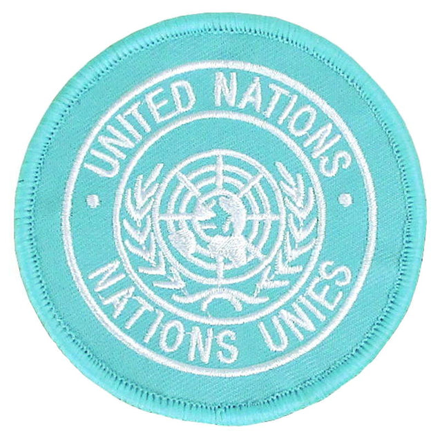 United Nations Velcro Patch