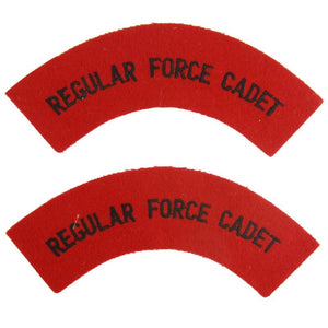 NZ Cadet Shoulder Patches - Large