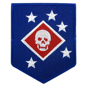 USMC Marine Raiders Embroidered Patch