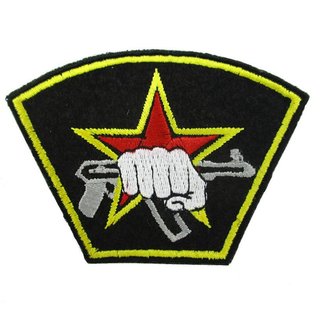 Russian Spetsnaz Embroidered Patch