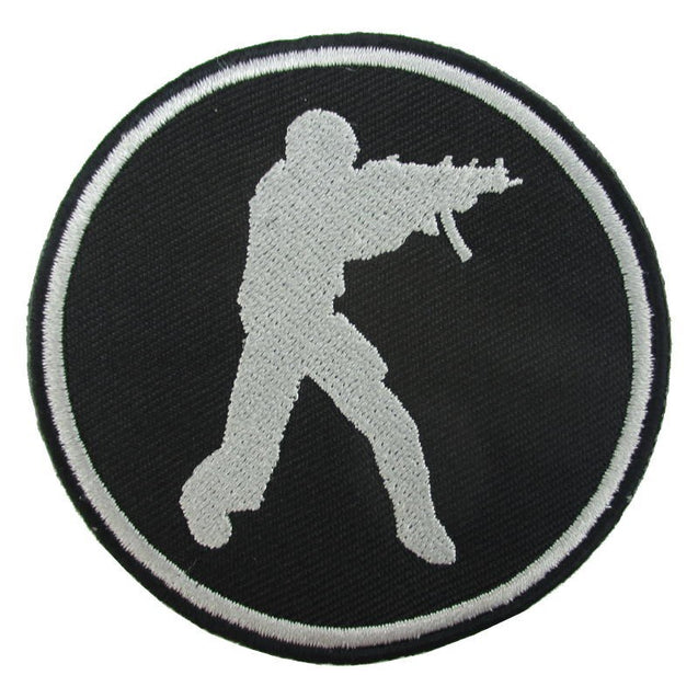 CSGO Embroidered Patch