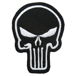 Punisher Embroidered Patch
