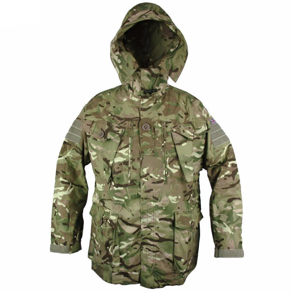 British MTP Windproof Jacket - New