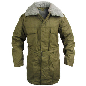 Czech M85 O/D Parka With Liner - New