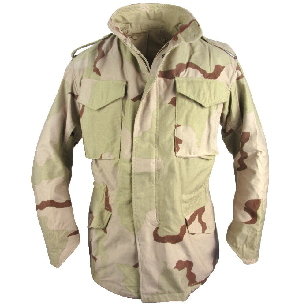 Tru Spec M 65 Desert Jacket Army And Outdoors