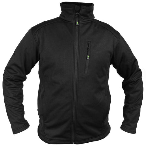 Mens Softshell Knit Jacket