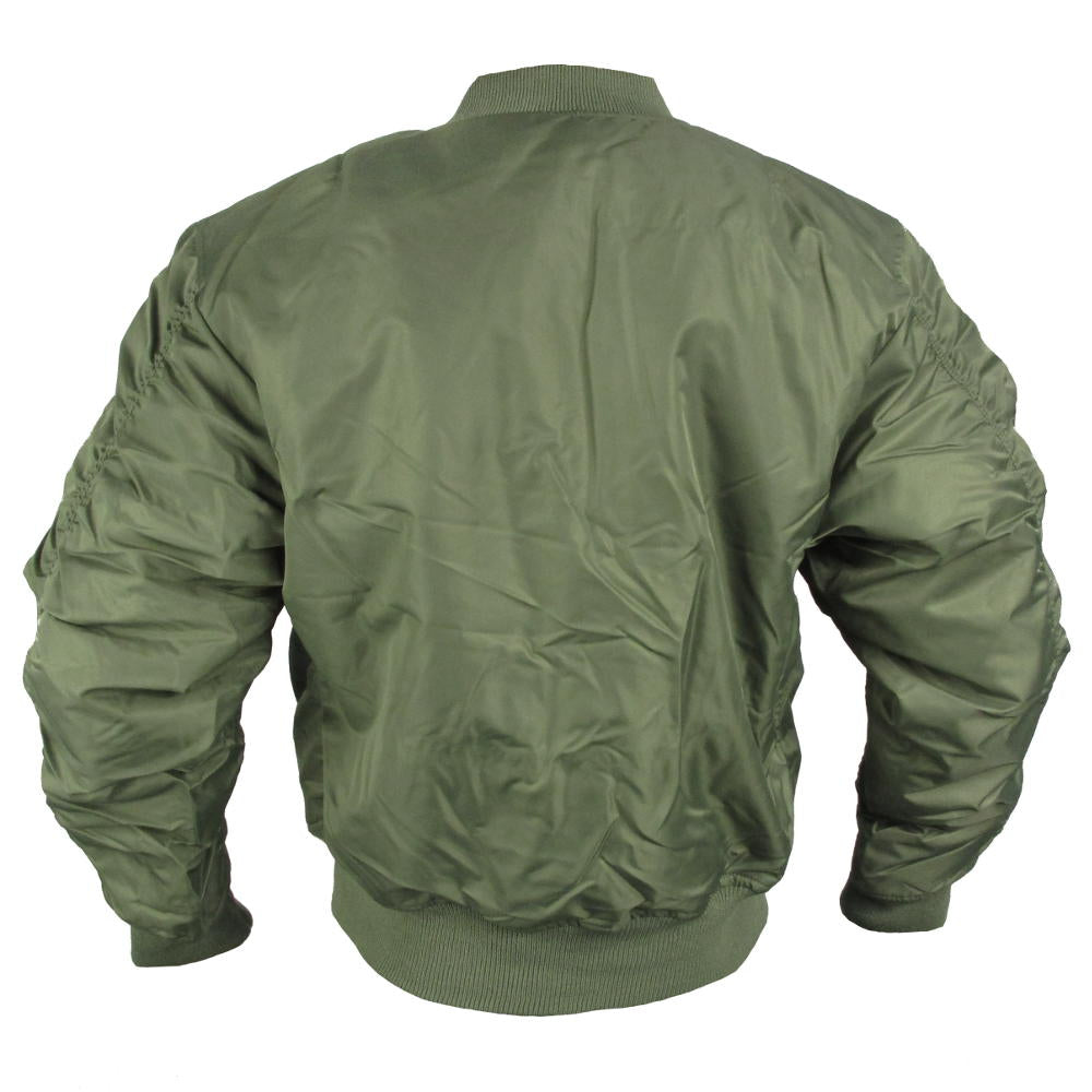 MA-1 Sage Green Flight Jacket  eb58598cbae