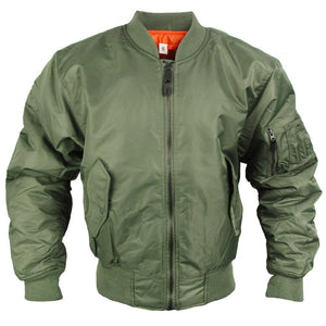 MA-1 Sage Green Flight Jacket