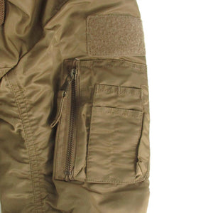 Genuine British Army Thermal Underwear Vest Top Light Olive Various Sizes Superior Quality In
