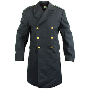 Swedish Air Force Wool Greatcoat