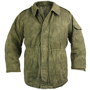 Polish Army Puma Camouflage Field Jacket