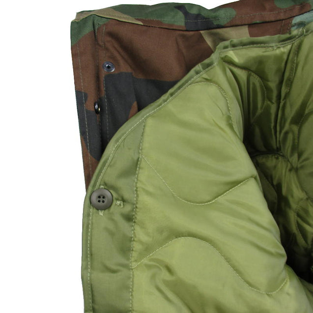 Woodland M65 Jacket With Liner