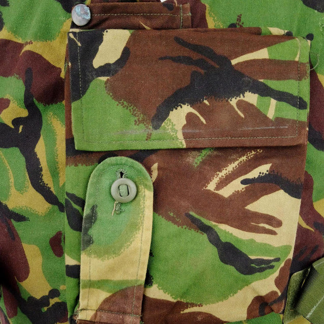 DPM Body Armour Cover With Inlay