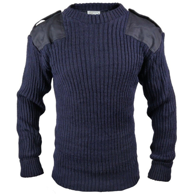 British Navy Wool Jersey Grade2